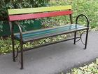 Новое изображение Разное Предлагаем скамейки садовые и парковые, лавочки уличные 36105924 в Краснодаре