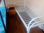 Скачать бесплатно фото Мебель для спальни Кровать одноярусная спинка 2 дуги 1900/700 37764669 в Краснодаре