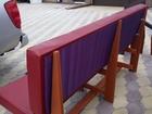 Скачать фотографию Мебель для дачи и сада Изготовление и продажа столов и скамеек для дач и кафе из лиственницы по низким ценам, 37902562 в Краснодаре