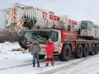 Смотреть изображение Кран Сдам в аренду автокран г/п 200 т, LTM1200 38939329 в Краснодаре