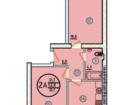 Изображение в   2к. квартира р-он Икей ( ЖК Родной дом), в Краснодаре 1600000