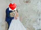 Скачать бесплатно фото  Продам свадебное платье 39150854 в Краснодаре