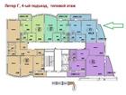 Фотография в Недвижимость Разное Подрядчик:  1 к. кв. 45, 9 м2   Видовая квартира в Краснодаре 1590000