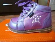 ортопедическая обувь Tiflani - ботинки размер 19, производство Турция, в магазин