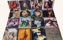 Продаю коллекцию виниловых пластинок