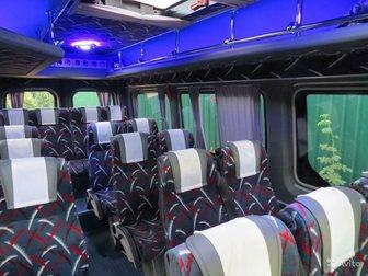 Скачать фотографию Микроавтобус Заказ Аренда Вахта Прокат Автобуса с водителем 31387131 в Краснодаре