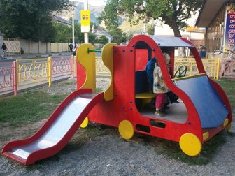 Скачать foto Детские игрушки Детские игровые и спортивные комплексы, качели,горки,карусели,песочницы,беседки,домики ,скамейки и 32386585 в Краснодаре