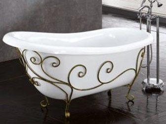 Увидеть фотографию  Подставки для ванной и раковины кованые 32806076 в Краснодаре