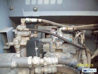 Уникальное фото  Продаю экскаватор hitachi zx-120 33010680 в Краснодаре