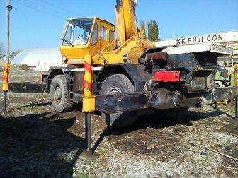 Просмотреть фотографию Спецтехника Автокран като 25 тонн 33026302 в Краснодаре