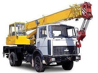 Уникальное foto  Услуги автокрана 33047650 в Краснодаре