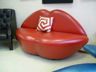 Скачать фото Мягкая мебель диван в виде губ 33664504 в Краснодаре