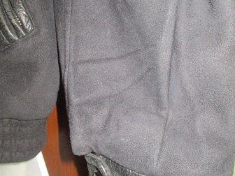 Свежее изображение  Куртка мужская замшевая, чёрная, р, 50-52, Корея, 33811029 в Краснодаре