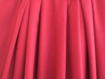 Просмотреть фотографию  Тренд сезона, Юбка бордо в складку, шерсть, р, 48, Мальта, 33832331 в Краснодаре
