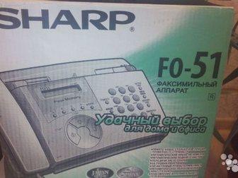 Скачать бесплатно foto  Продам факсимильный аппарат Sharp FO-51 33948820 в Краснодаре