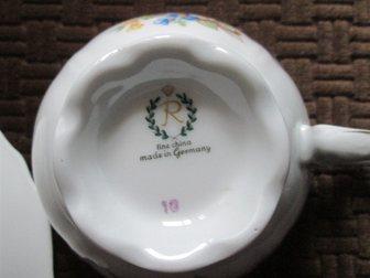 Уникальное foto Антиквариат, предметы искусства 2 чайные пары от Royal Fine China, Япония, 33989405 в Краснодаре