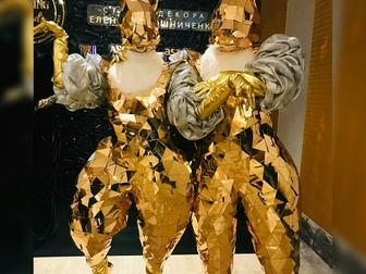 Уникальное изображение Организация праздников Зеркальные люди на встречу гостей 68922368 в Краснодаре