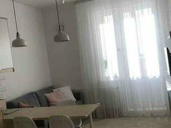 Продаю 1 к,  квартиру (евродвушка) с ремонтом в элитном доме, видовой этаж, хорошие соседи, в 15 мин от КУБГУ в 5 мин от парка Солнечный остров и трамвая, в Краснодаре