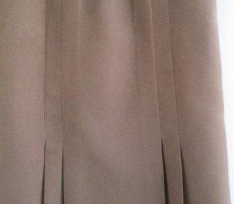 Фото в Одежда и обувь, аксессуары Женская одежда Юбка бежевая («тёмный кофе с молоком»), р. в Краснодаре 500
