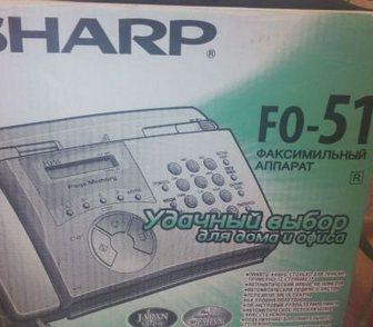 Фотография в   Продам факсимильный аппарат Sharp FO-51  в Краснодаре 1000