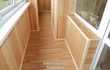 Для внутренней отделки балкона или лоджии