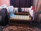 Смотреть foto  Отдам бесплатно детскую кроватку! 33600180 в Красноярске