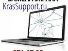 Фото в   Разбился экран на ноутбуке? Появились вертикальные в Красноярске 500