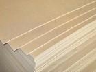 Фотография в Строительство и ремонт Строительные материалы Оптовая продажа МДФ  МДФ лист 1220х2710х2, в Красноярске 84