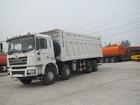 Новое фотографию Бескапотный тягач Shacman Shaanxi SX3315DT366 2013 г, 8*4 35048168 в Красноярске