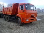 Скачать foto Грузовые автомобили КАМАЗ 65115 самосвал новый 35301132 в Красноярске