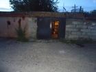 Фото в Недвижимость Гаражи, стоянки Гараж 4х8м, находится в ГСК Виктория, погреб, в Красноярске 600000