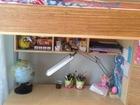 Увидеть foto Мебель для детей Детская кровать-чердак со шкафом И столом Ж М 36642054 в Красноярске