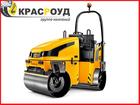 Скачать foto Каток Аренда вибрационный каток JCB VMT260 (3 тонны) 37424581 в Красноярске