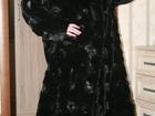 Свежее фото  Продам шубу норковую, новую, красивую, 37457015 в Красноярске