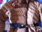Фотография в Одежда и обувь, аксессуары Мужская одежда новый пуховик 50 с мехом козлика в Красноярске 4000
