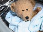 Изображение в Услуги компаний и частных лиц Помощь по дому Безопасная химическая чистка мягких игрушек в Красноярске 0