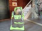 Изображение в Для детей Детская мебель Продам стульчик для кормления. Все регулируется в Красноярске 3000