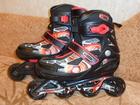 Фото в Для детей Детская обувь Продам детские раздвижные роликовые коньки. в Красноярске 0