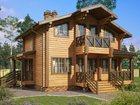 Изображение в Строительство и ремонт Строительство домов Строительство домов под ключ из бруса не в Красноярске 0