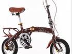 Новое фотографию Велосипеды Складной мини велосипед 39433932 в Красноярске