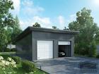 Просмотреть изображение Строительство домов Строительство гаражей в Красноярске Под ключ! Проект в подарок! 66351423 в Красноярске