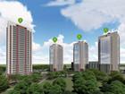 Уникальное фото  Инвестор - продает -1 комн, новостройка жк, Панорама- 3 ( Пашенный- Новый мост) 67849931 в Красноярске