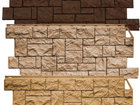 Свежее фотографию Строительные материалы Фасадные панели в наличии на складе 68259995 в Красноярске