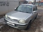Nissan March 1.0AT, 1999, 131000км
