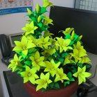 Сувенирные цветы