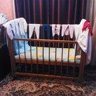 Отдам бесплатно детскую кроватку