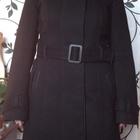 пальто женское демисезонное драповое размер 44