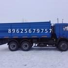 КамАЗ 65115 зерновоз самосвал