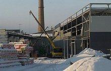 Строительство складов под ключ