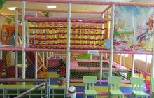 Детский игровой лабиринт длинна 10 м ширина 7 м высота 2,8 м